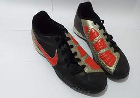 7b2e061a8d Chuteira Nike Total 90 Dourada - Esportes e Fitness no Mercado Livre Brasil