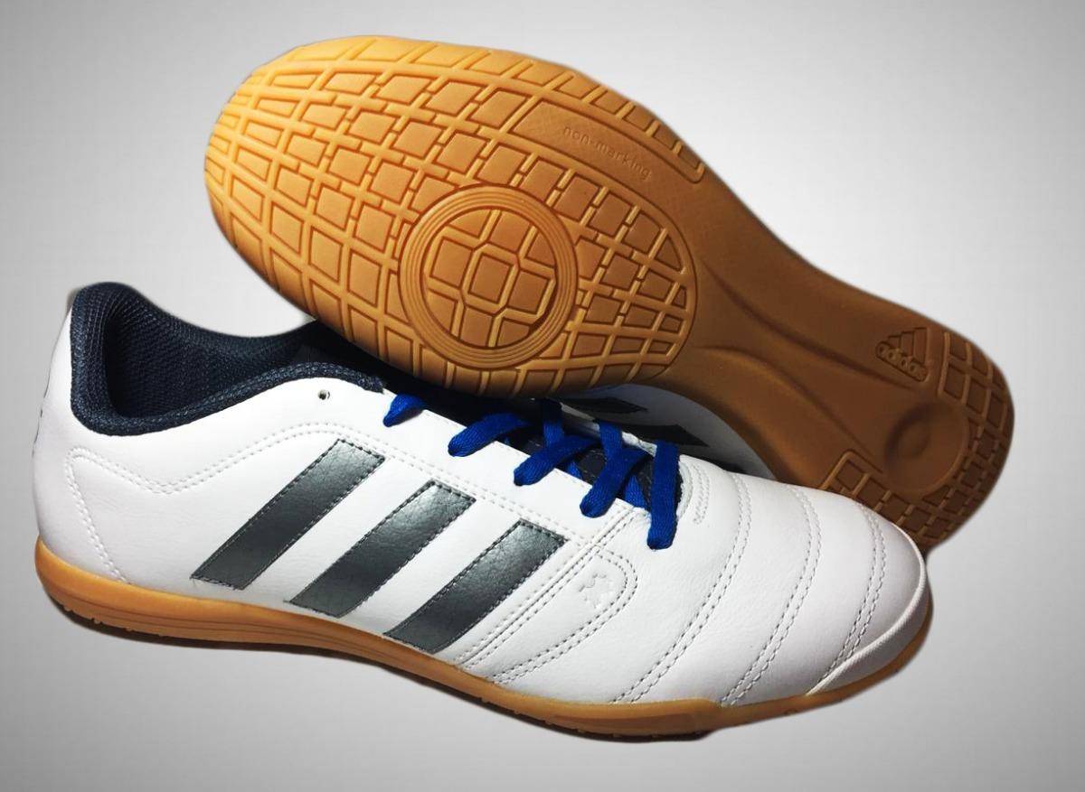 Vender um igual. chuteira original adidas gloro 16.2 in futsal aq4145  couro. Carregando zoom. 53b98b4c35d68