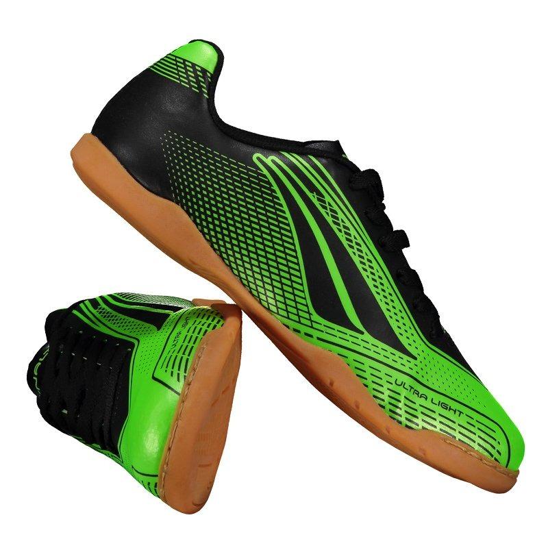 b8b0ecdf79 chuteira penalty storm speed vii futsal juvenil verde. Carregando zoom.