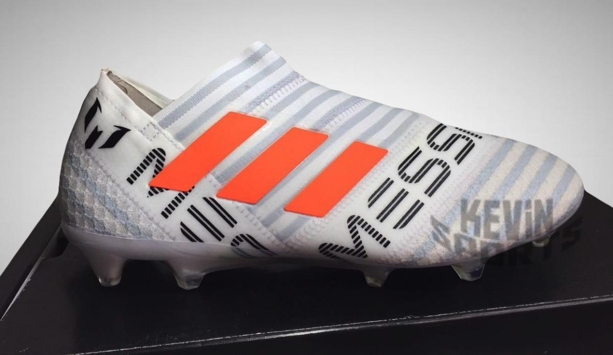 64180fa3ad Chuteira Profissional adidas Messi 17 + 360 Agility 360 Fg - R  729 ...