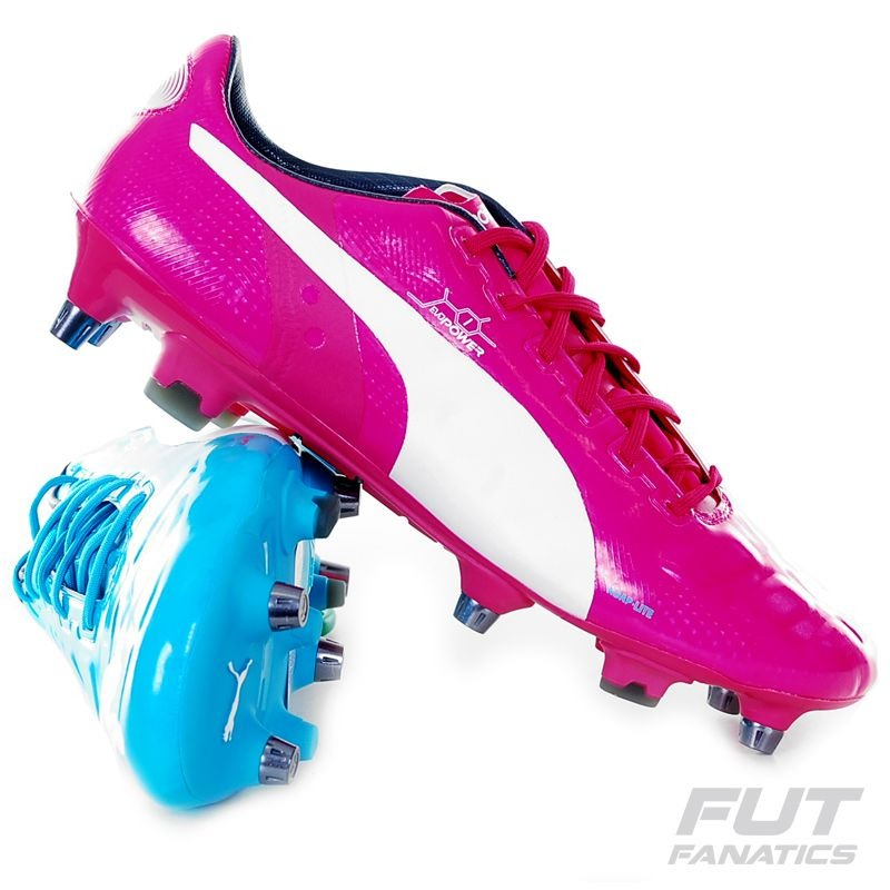 dbb0101cd9 chuteira puma evopower 1 tricks mixed sg campo - futfanatics. Carregando  zoom.