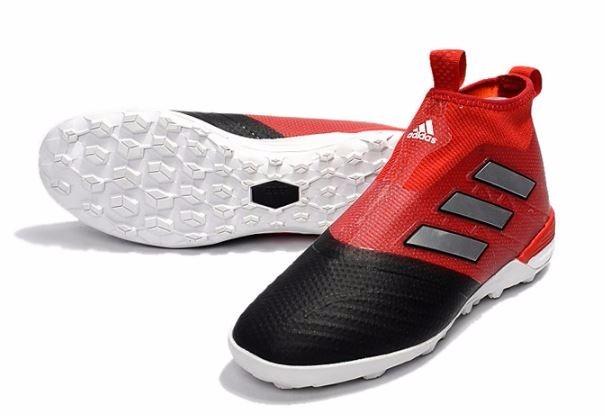 72b0ef711c chuteira society adidas ace tango 17+ purecontrol botinha · chuteira  society adidas