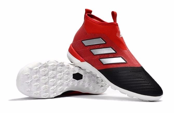Chuteira Society adidas Ace Tango 17+ Purecontrol Botinha - R  399 ... f88896261bdf1