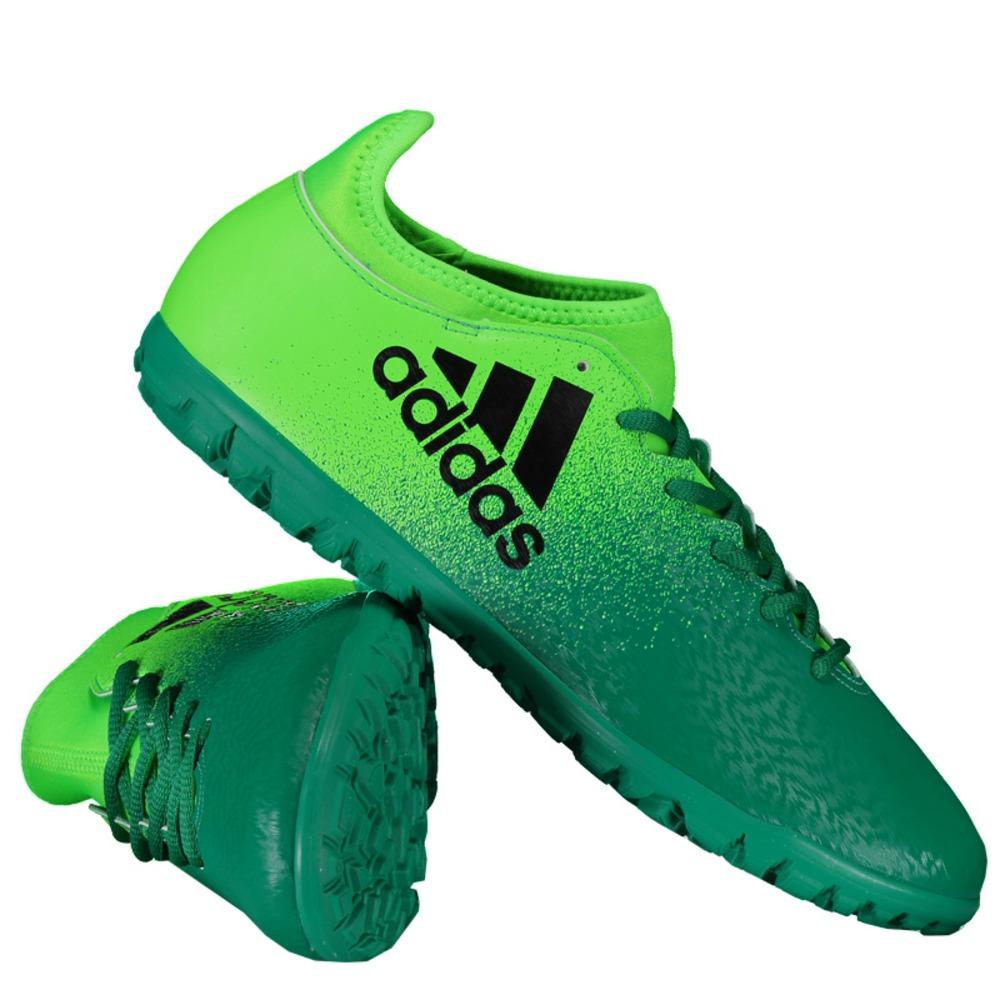 chuteira society masculina adidas ace x 16.3 tf verde. Carregando zoom. dac4b29b5cdd8