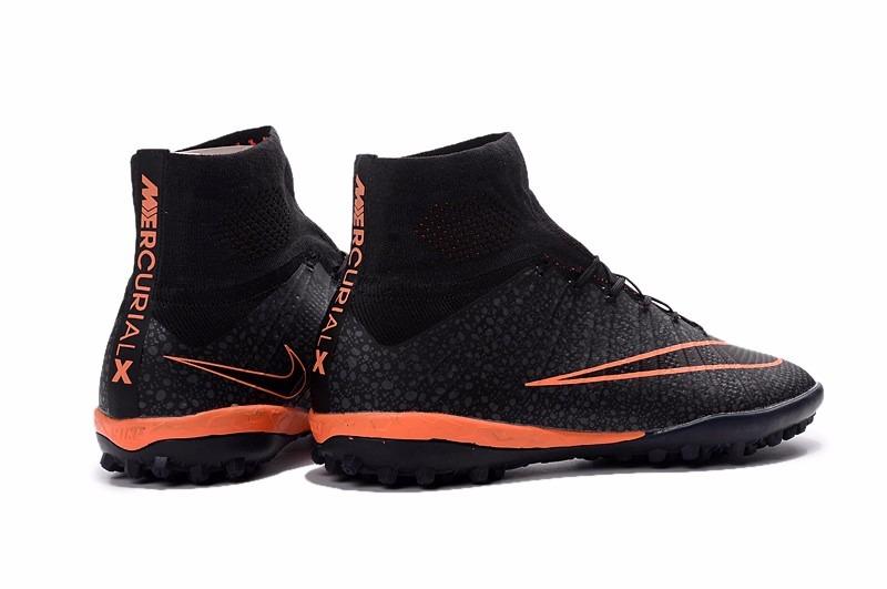 59069050dc Chuteira Society Nike Mercurialx Proximo Street Tf - R  399