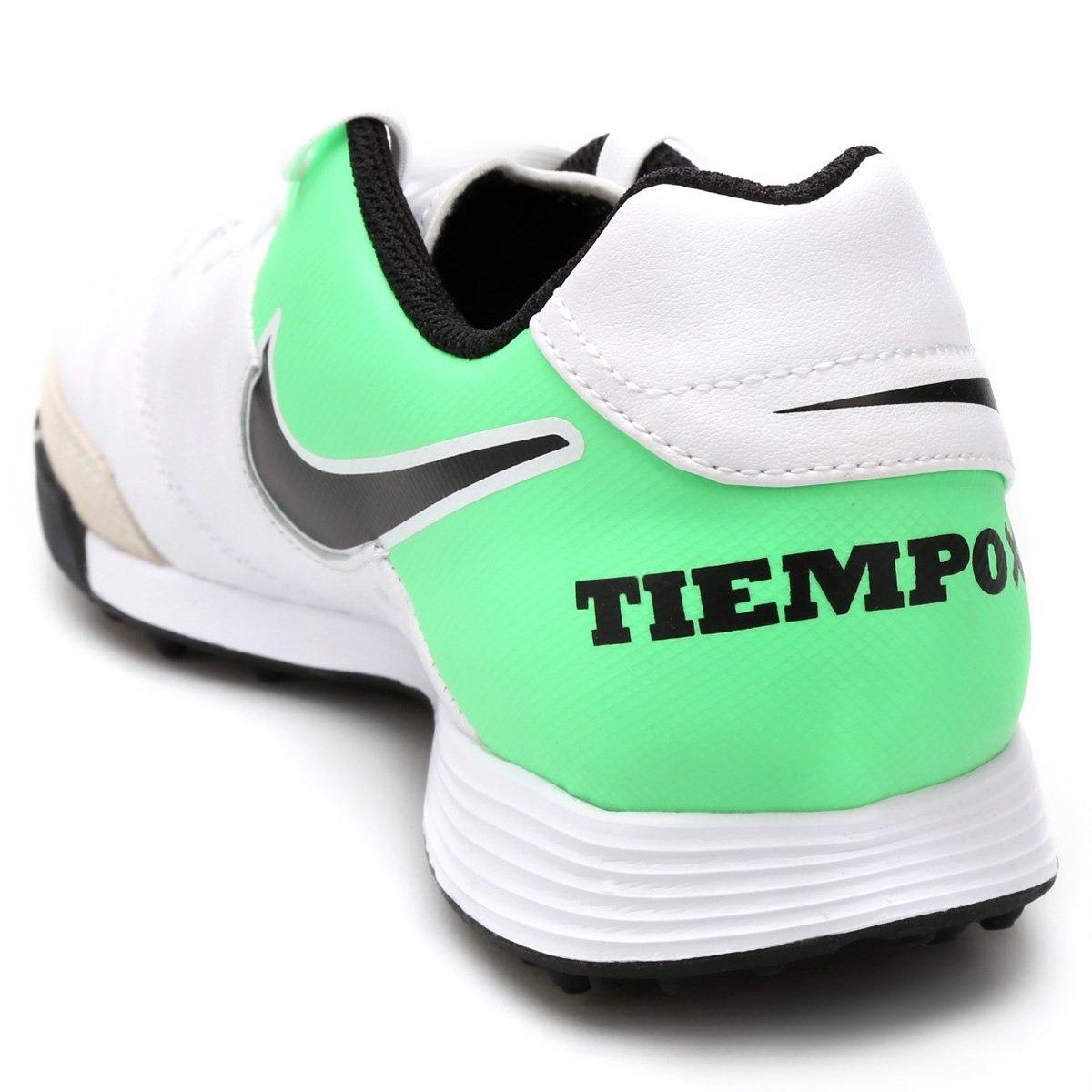 Chuteira Society Nike Tiempox Genio 2 Couro Adulto- Original - R ... 2b2dd88025928