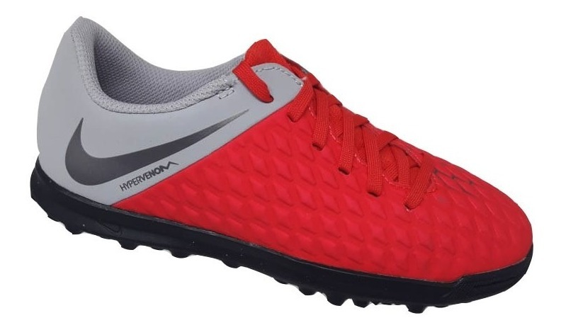 competitive price 8b638 e24d2 Chuteira Society Nike Jr Hypervenom 3 Club Tf - Juvenil
