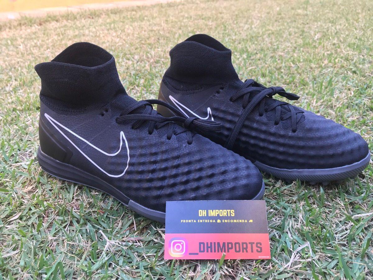 c58212c8ed173 Chuteira Society Nike Magista X Obra Ii - R  349