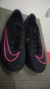 b6a68629c1 Chuteira Society Nike Numero 35 - Chuteiras no Mercado Livre Brasil