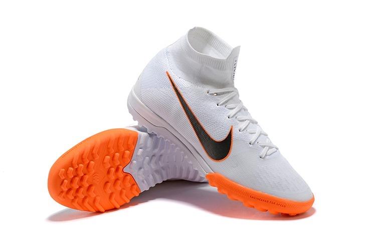 Chuteira Society Nike Mercurial Superfly 360 - R  349 032f1b544e01a