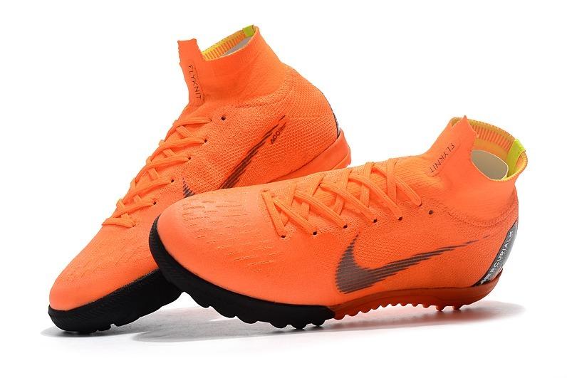 7efb1ffdc68e1 Chuteira Society Nike Mercurial Superfly 360 Tf - R$ 349,00 em ...