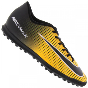 1b26ce7b74 Chuteira Society Nike Mercurial Vortex Iii Tf 10203 Original