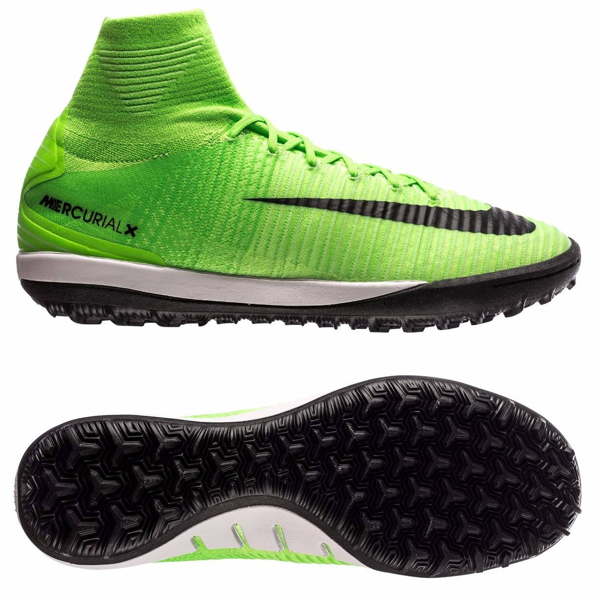 Chuteira Society Nike Mercurial X Proximo 2 Tf Cano Alto - R  399 bcc452add16c6