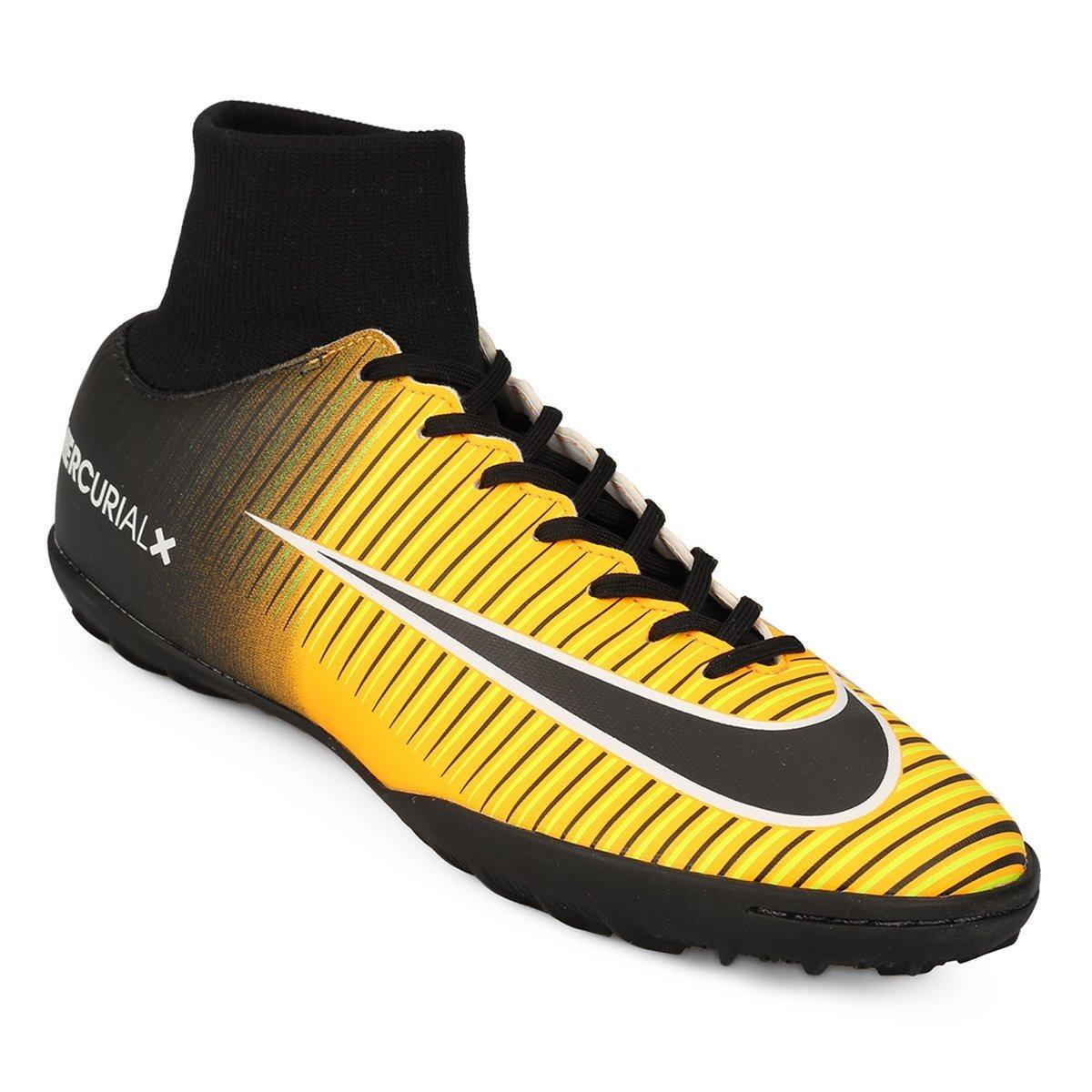 Chuteira Society Nike Mercurialx Victory Vi Df Tf 1magnus - R  368 ... 4cbe5f6fabd59