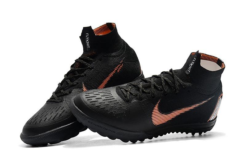 a41204630ef08 Chuteira Society Nike Superflyx 6 Elite Black Profissional - R  329 ...