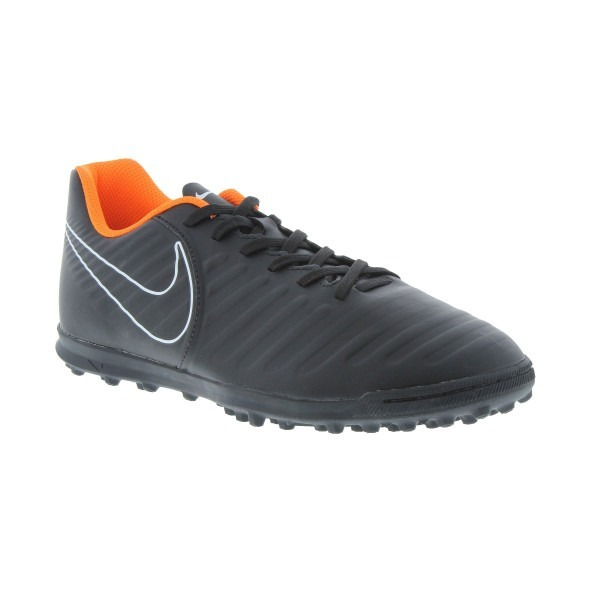309e7702bddcd Chuteira Society Nike Tiempo Legend X 7 Club Tf Preta Origin - R ...