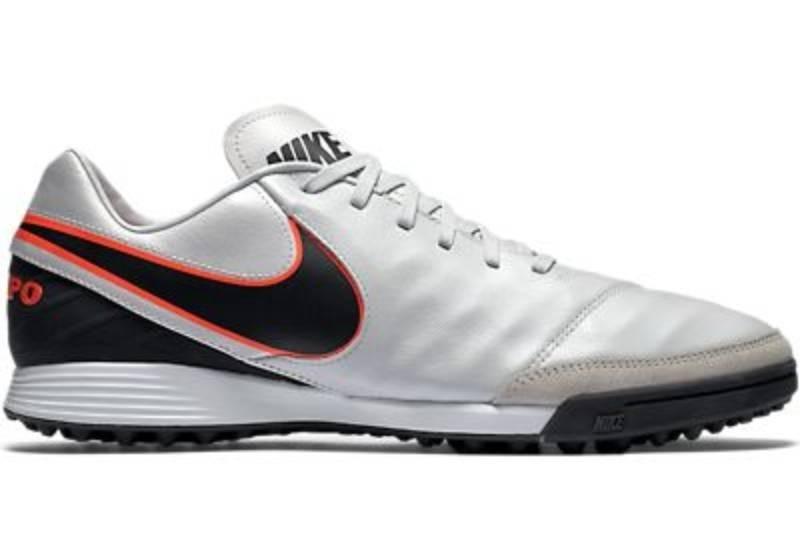 Chuteira Society Nike Tiempo Mystic 5 Tf Original 1magnus - R  299 ... 7ac41fbd18bc7