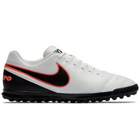 23296911a2 Chuteira Society Nike Tiempo Natural Perola( Frete Gratis) - Chuteiras Nike  de Grama sintética para Adultos no Mercado Livre Brasil