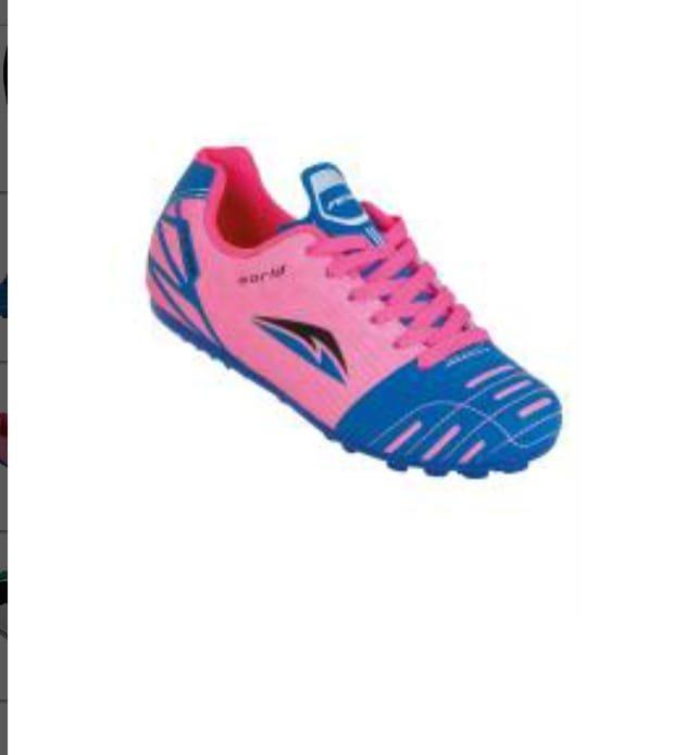 7ed27d0967 Chuteira Society Pink Rosa N 41 - R  79
