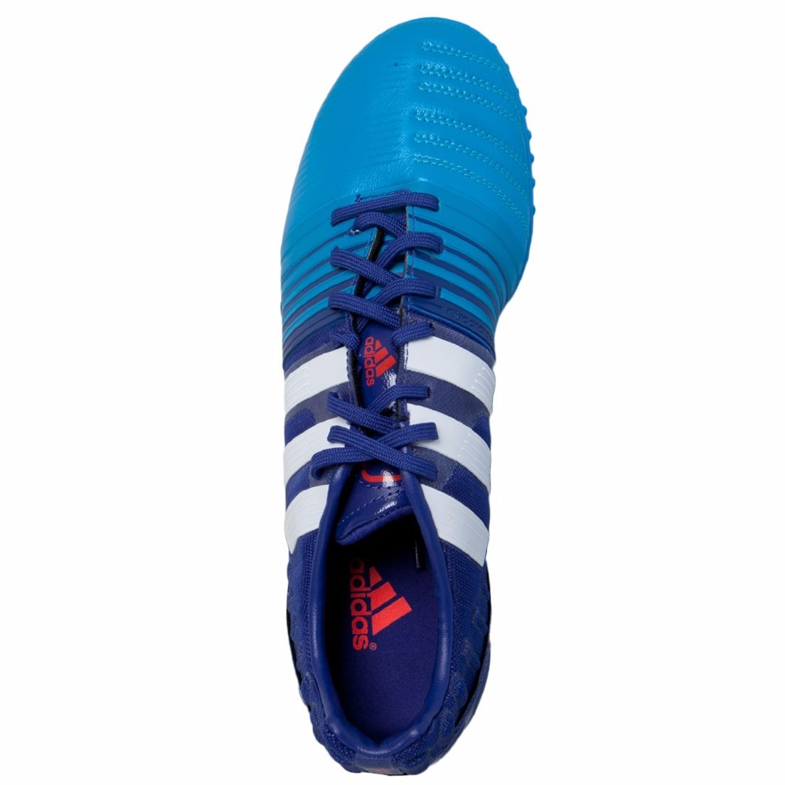 chuteira society tf adidas nitrocharge 2.0 azul tam 41 nova. Carregando zoom . 37d77324c573d