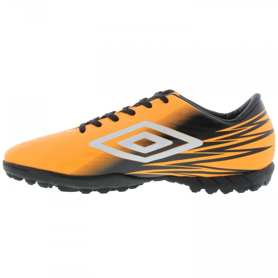 chuteira society umbro hit tf - adulto. Carregando zoom. 58493ee35ee31