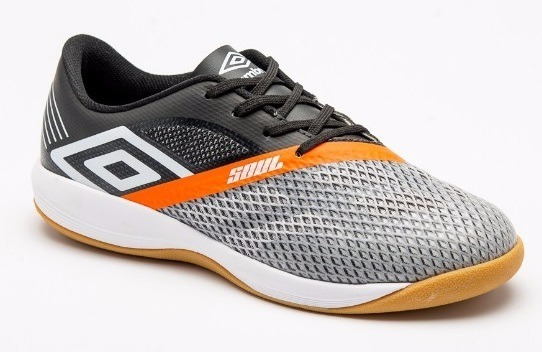 90cec856b5 Chuteira Tênis Umbro De Futsal Soul Pro - R  235