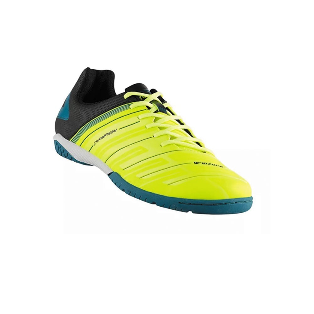 357919ae23 chuteira topper champion futsal amarelo neon preto - 4200394. Carregando  zoom.