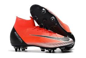 f1cd3491f5 Chuteira Nike Mercurial Vapor Vii Fg Roxo/branco - Chuteiras com Ofertas  Incríveis no Mercado Livre Brasil