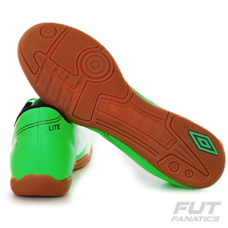 Chuteira Umbro Gt Ii Br League Futsal Verde - Futfanatics - R  44 9036c4142acd9