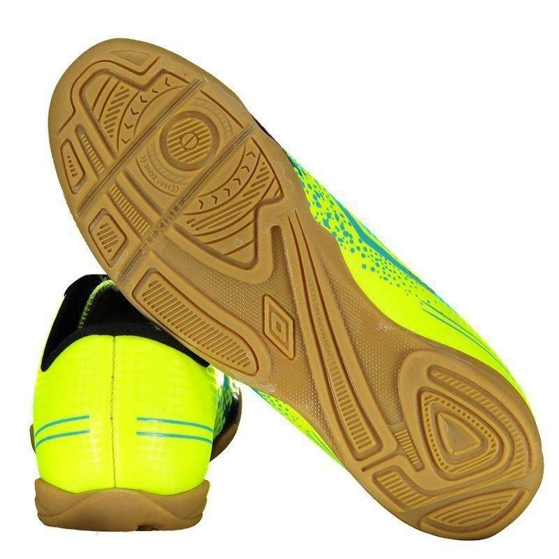 Chuteira Umbro Wave Futsal Amarela - R  84 7069556e6bb63