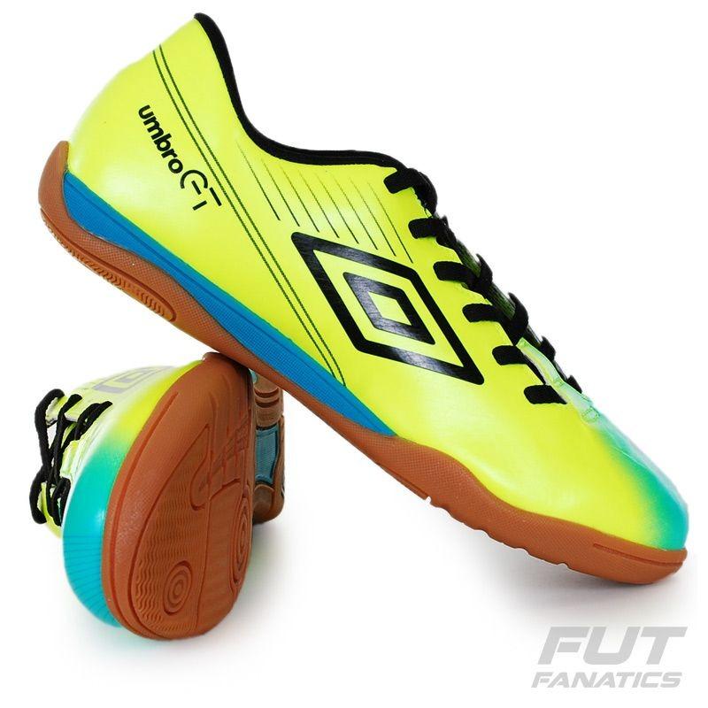 chuteira umbro gt ii br league futsal amarela - futfanatics. Carregando zoom . f55b3a4e20982