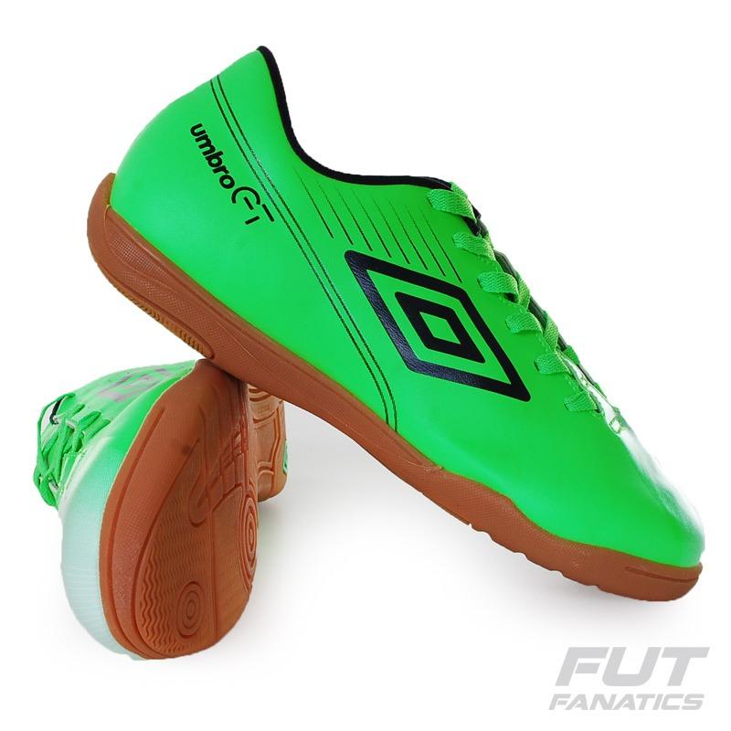 chuteira umbro gt ii br league futsal verde - futfanatics. Carregando zoom. 63fee9888e982