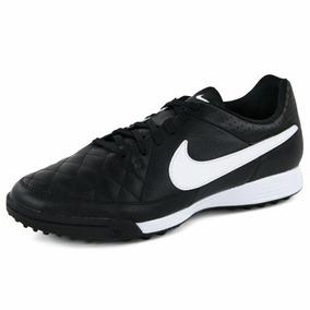 2a3e62f889c8d Chuteira Society Nike Tiempo Mystic 4 Tf Preto E Vermelho - Esportes e  Fitness no Mercado Livre Brasil
