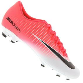 65e8dd9ff9983 Chuteira Nike Mercurial Victory 6 Roxo - Chuteiras Rosa claro no ...