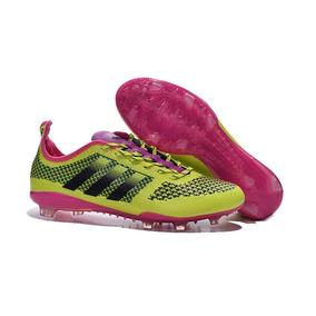 47007c5c85 Chuteira Nike adidas Samba Primeknit 20.fg Botinha 2016. R  299