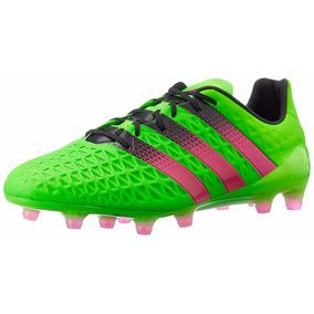 12cf433150724 Chuteira Campo Adidas 16.1 Verde - Chuteiras no Mercado Livre Brasil