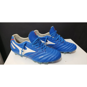 94d251aaf9 Chuteira Mizuno Wave Ignitus K-leather - Chuteiras no Mercado Livre ...