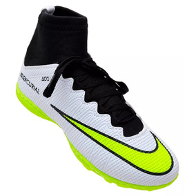 7ea0c8f32b Chuteira Infantil Cano Longo Tamanho 25 Society Nike - Chuteiras no ...