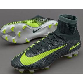 3af659b5e7 Chuteira Nike Superfly Cr7 Preta Brilhante - Chuteiras Nike de Campo ...