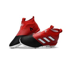 5b950046bda84 Chuteira Society Adidas Ace 17 - Futebol no Mercado Livre Brasil