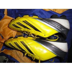 743435932d06e Chuteiras Adidas F5 Messi Amarela - Esportes e Fitness no Mercado Livre  Brasil