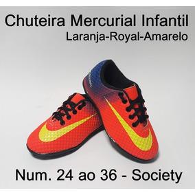 d0b9ce16102df Chuteira Society Nike Roxa - Futebol no Mercado Livre Brasil