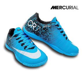 767cfad552b15 Chuteira Futsal Bota Cr7 - Chuteiras no Mercado Livre Brasil