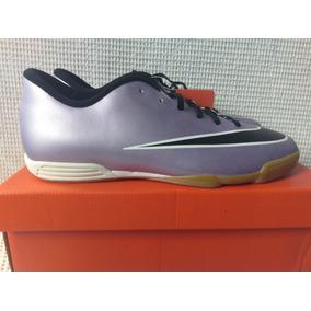 9075df7242 Chuteira Mercurial Nike Futsal Fucsia - Chuteiras Azul violeta no ...