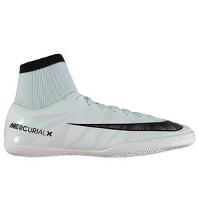 e36a85c9dc43f Chuteira Nike Futsal Cr7 Branca - Esportes e Fitness no Mercado Livre Brasil