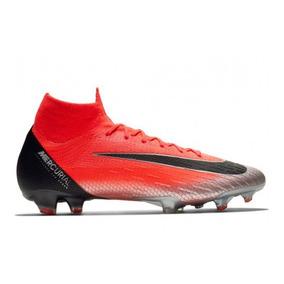 e634cdc323e1d Chuteira Nike Mercurial Cr7 Vermelho - Esportes e Fitness no Mercado Livre  Brasil