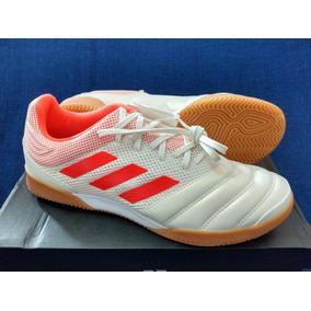 e7bc304ef7375 Chuteira Adidas F10 Copa Do Mundo Futsal Adultos - Chuteiras Branco ...