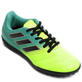 051aad51e7b5a Chuteira Infantil Society Com Cravinhos Adidas - Chuteiras para ...