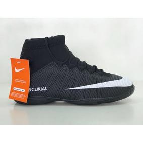 258633ef44699 Chuteira Futsal Nike Mercurial Cr7 Branca - Esportes e Fitness no Mercado  Livre Brasil