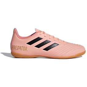 5b5e835a72fa4 Chuteira Adidas Predator Futsal Rosa - Chuteiras para Adultos no ...